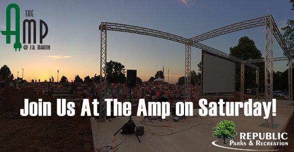 Amp Event Saturday