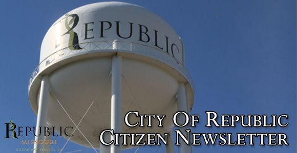 Republic Citizen Newsletter - March 2018