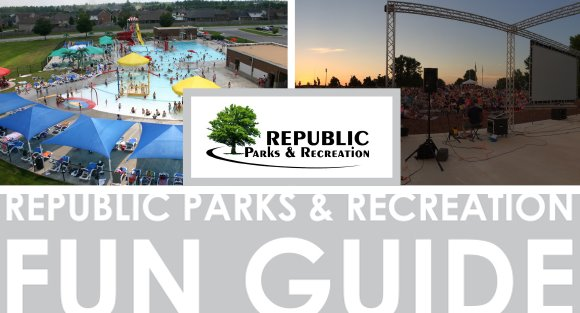 Republic Parks & Recreation May Fun Guide