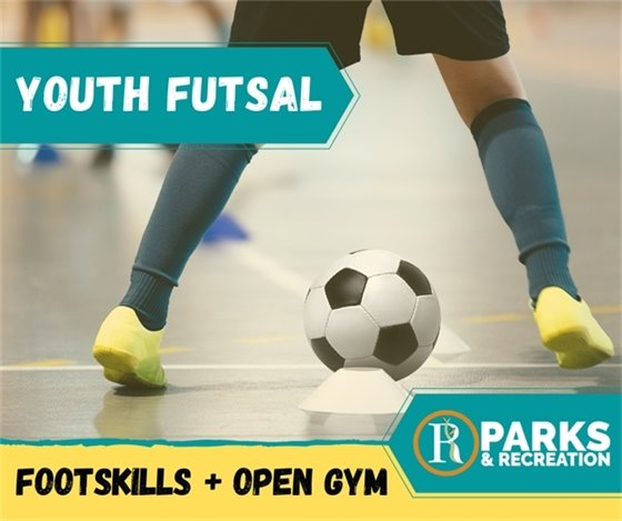 Futsal Training & Open Gym