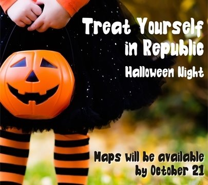 Treat Yourself in Republic