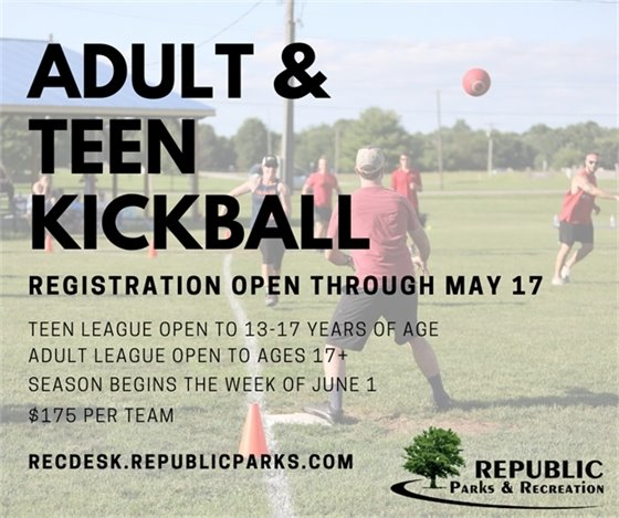 Adult & Teen Kickball