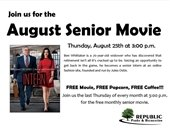 August Senior Movie