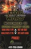 Star Wars Rescheduled