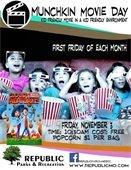 November Munchkin Movie Day