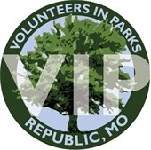 Volunteers in Parks Logo