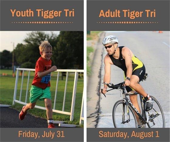 Tigger Tri & Tiger Tri