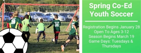 Spring Co-Ed Youth Soccer