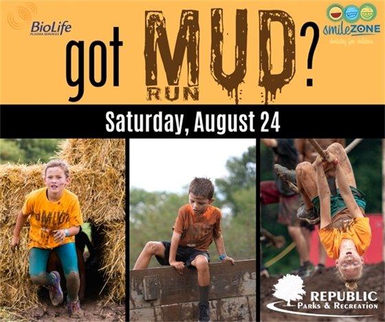 got Mud? Run