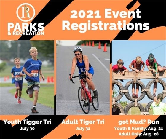 2021 Event Registrations