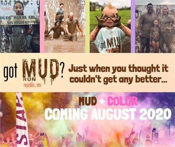 got Mud? Run Announcement