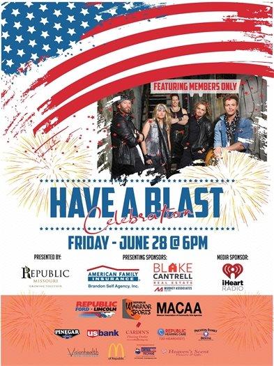Have-A-Blast Celebration