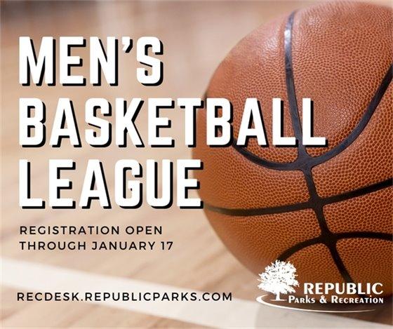 Men's Basketball League