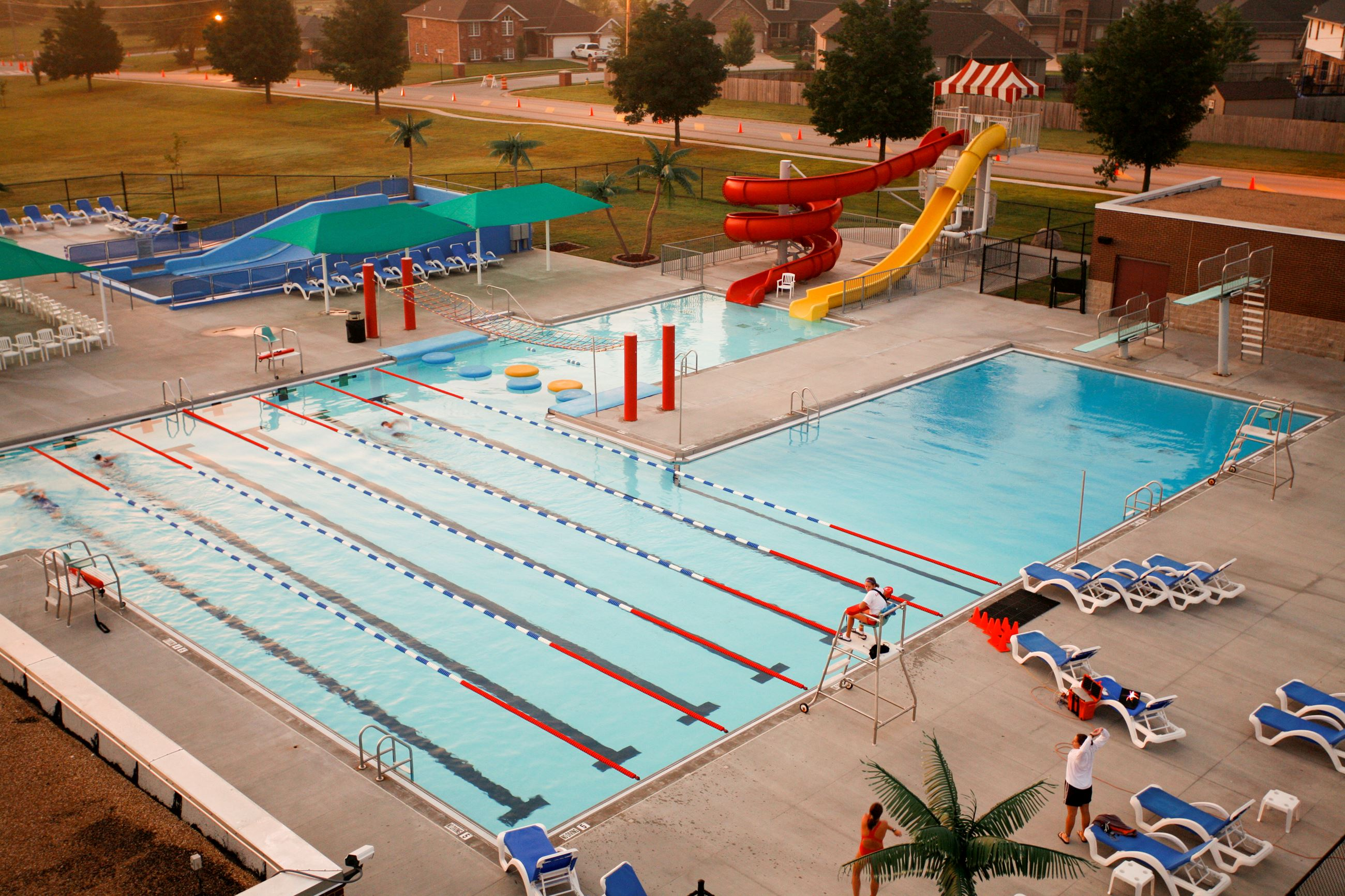 Picture of Aquatic Center