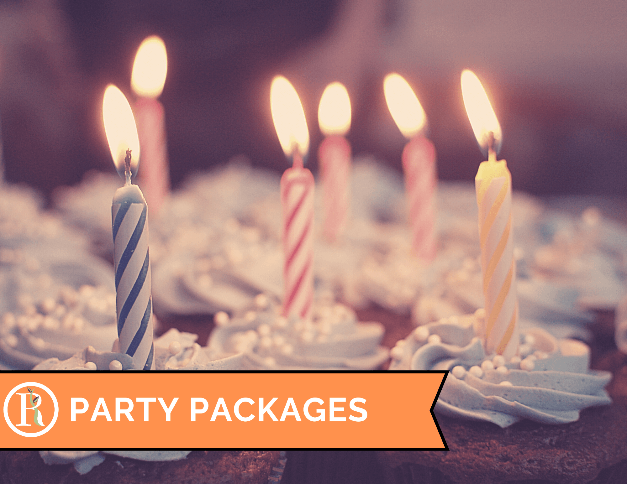 PARTY PACKAGES 3