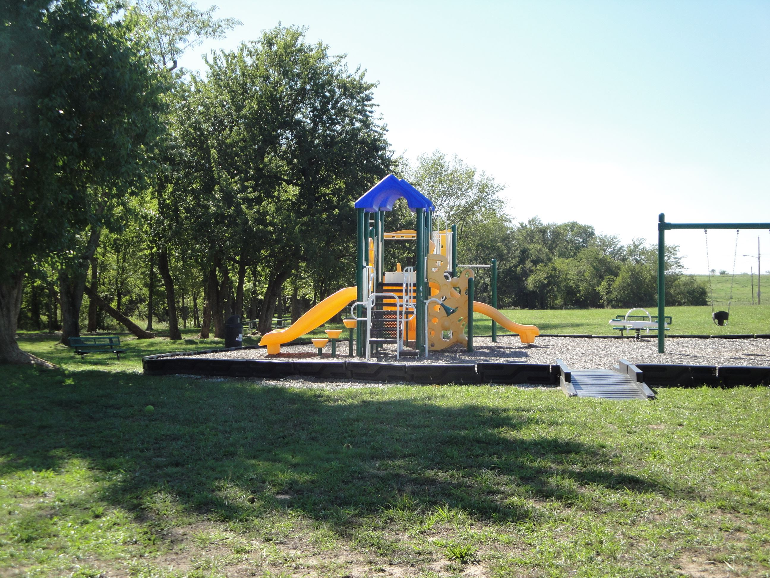 Brookline Park Playground Equipment