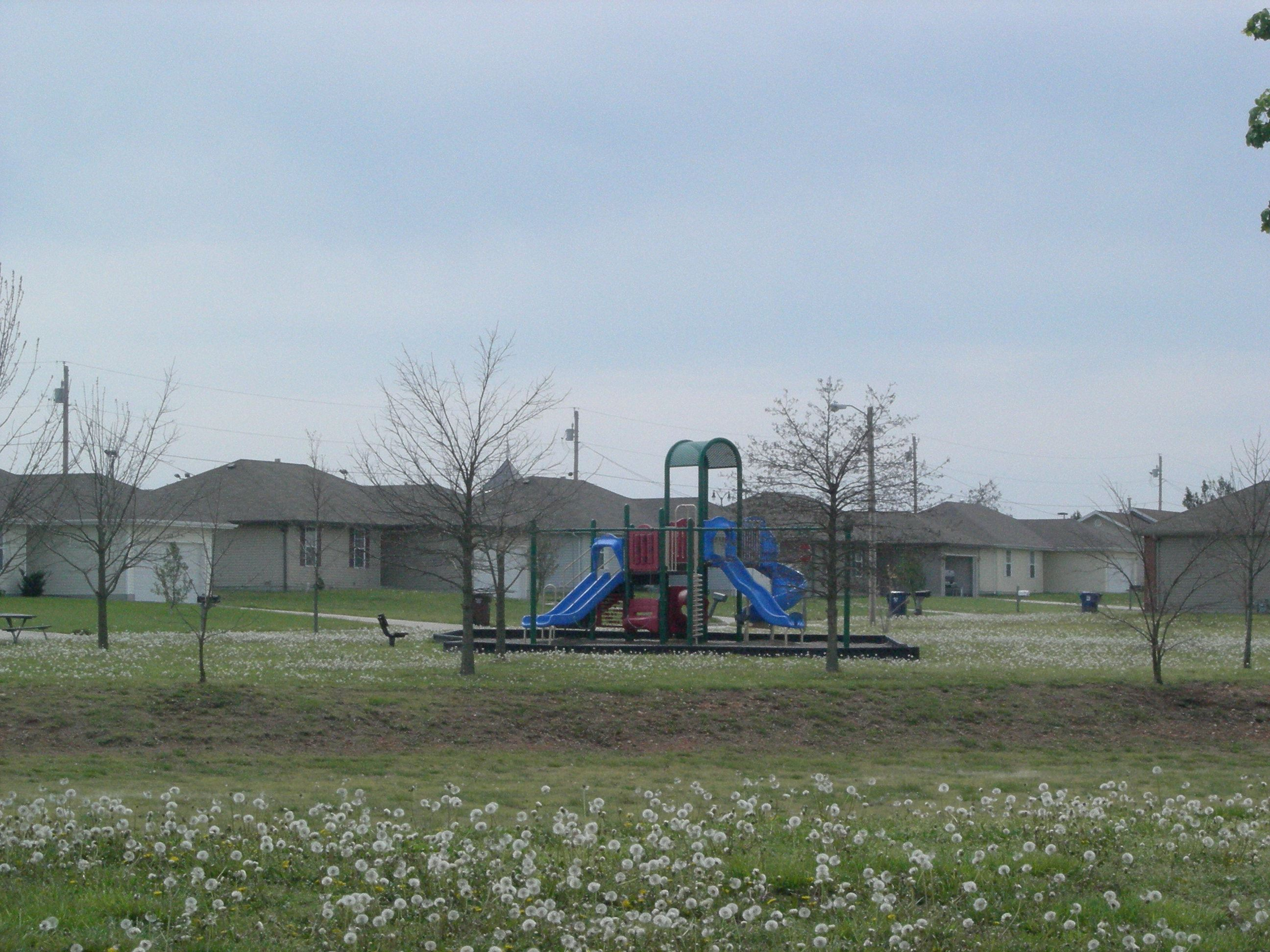 McKee Park Playground Equipment